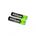 x2 AAA Rechargable Batteries (900mAh)